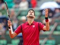 Новак Джокович стал первым теннисистом, заработавшим более 100 млн призовых