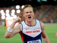 Британский олимпионик заморозил образец своей спермы перед поездкой в Рио