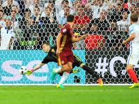 Акинфеев - третий по числу отраженных ударов на групповом этапе Евро-2016