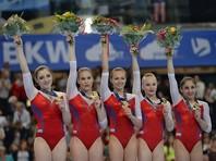 Российские гимнастки взяли золото чемпионата Европы в командном первенстве