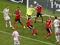 Венгры обыграли австрийцев на чемпионате Европы по футболу