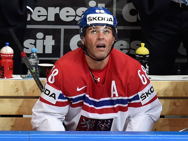"""Канадская пивоваренная компания выпустила пиво, названное в честь чешского нападающего клуба """"Флорида Пантерз"""" Яромира Ягра, сообщает официальный сайт НХЛ"""