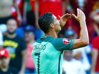 Криштиану Роналду вошел в историю чемпионатов Европы по футболу
