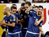Лионель Месси стал лучшим бомбардиром в истории сборной Аргентины
