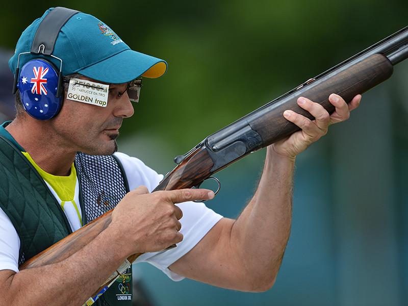 Двукратный олимпийский чемпион в стендовой стрельбе австралиец Майкл Даймонд пропустит Олимпийские игры в Рио-де-Жанейро