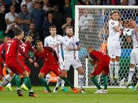 Сборные Исландии и Португалии сыграли вничью на Евро-2016