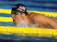 Пловец Майкл Фелпс отобрался на пятую подряд Олимпиаду