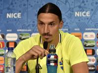 Златан Ибрагимович объявил об уходе из сборной Швеции по футболу