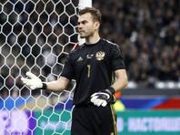 УЕФА назвал самые сложные фамилии футболистов сборной России