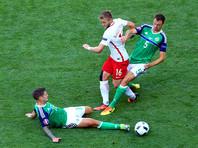Польские футболисты впервые в истории выиграли матч на чемпионате Европы