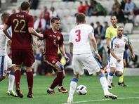 Российские футболисты проиграли чехам в контрольном матче
