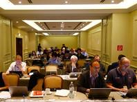 Заседание совета IAAF проходит в венском Grand Hotel в атмосфере строжайшей секретности