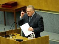 Жириновский предложил провести в России свою Олимпиаду