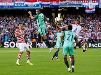 Евро-2016: Португалия в дополнительное время победила Хорватию
