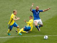 Итальянцы одержали вторую победу на чемпионате Европы по футболу