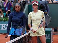 Гарбинье Мугуруса победила Серену Уильямс в финале Roland Garros