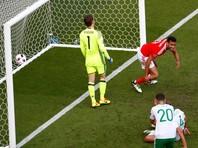 Евро-2016: Уэльс одолел Северную Ирландию благодаря автоголу