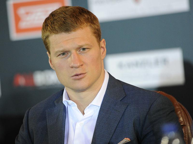 Российский боксер-супертяжеловес Александр Поветкин не планирует участвовать в Олимпийских играх в Рио-де-Жанейро