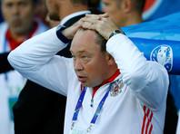 Слуцкий взял на себя всю вину за неудачу, предложив свою тренерскую ношу кому-то другому