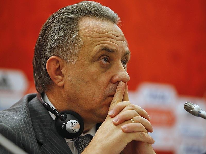 Мутко сказал, что российский футбол в последние годы стоял на месте