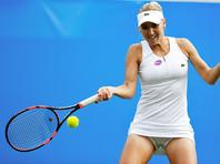 Елена Веснина пробилась во второй круг Уимблдона