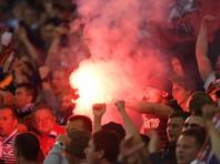 Установлена личность фаната, зажегшего файер после гола Глушакова на Евро-2016
