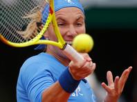 Кузнецова и Гаспарян не смогли пробиться в финал Roland Garros