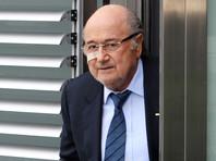Газеты узнали о тяжелой болезни бывшего главы ФИФА Йозефа Блаттера