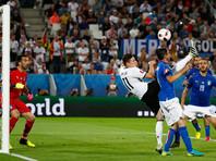 Евро-2016: Германия по пенальти победила Италию и вышла в полуфинал турнира