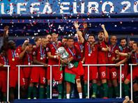 Португалия впервые в истории стала чемпионом Европы по футболу