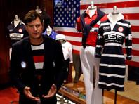 На форме американских олимпийцев пользователи обнаружили российский триколор