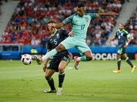 Сборная Португалии стала первым финалистом чемпионата Европы по футболу