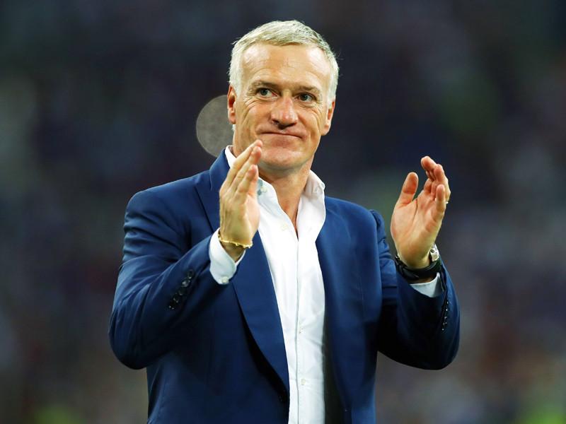 Тренер французов сожалеет, что не сможет выйти на поле в финале Евро-2016