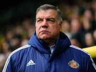 Футбольную сборную Англии доверили тренировать Сэму Эллардайсу