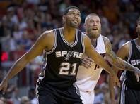 Пятикратный чемпион НБА Тим Данкан объявил о завершении карьеры