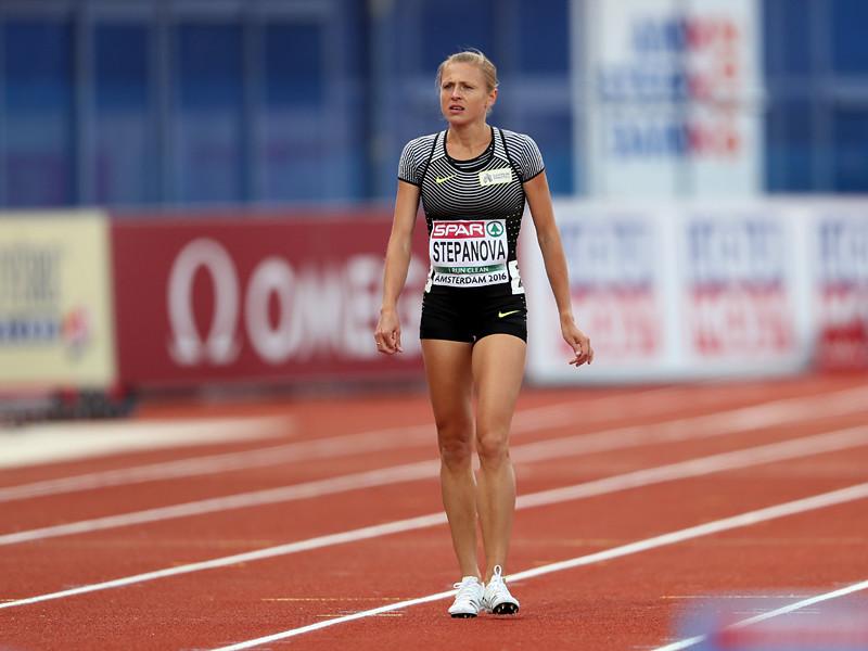 Степанова юлия легкая атлетика фотографии