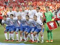 После Евро-2016 Россия опустилась на 38-е место в рейтинге ФИФА