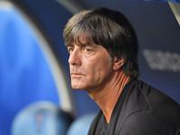 Йоахим Лев останется у руля сборной Германии по футболу до ЧМ-2018