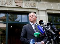 Генеральный секретарь CAS Матье Риб тем не менее заявил, что истцы в течение месяца могут оспорить вердикт в Федеральном суде Швейцарии