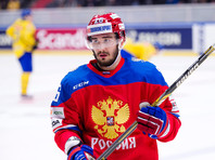 НХЛ добилась исключения хоккеиста Войнова из состава сборной России