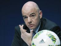 Глава ФИФА хочет назначить женщину арбитром на матч чемпионата мира 2018 года