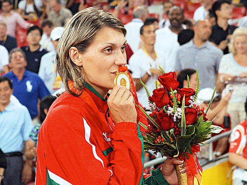 Допинг-проба белорусской чемпионки Олимпийских игр 2008 года в метании молота Оксаны Меньковой показала положительный результат после перепроверки, совершенной спустя восемь лет