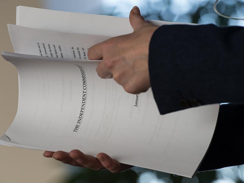 Всемирное антидопинговое агентство (WADA) отредактировало опубликованную ранее версию отчета председателя независимой комиссии WADA Ричарда Макларена о применении допинга российскими спортсменами, удалив из документа текст письма экс-главы московской антидопинговой лаборатории Григория Родченкова