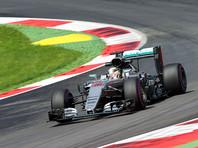 Австрийскую квалификацию выиграл Хэмилтон, Квят разбил машину