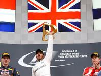 Хэмилтон выиграл Гран-при Австрии, Квят снова не доехал до финиша