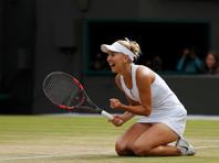 Во вторник в четвертьфинале Елена Веснина, занимающая 50-е место в мировом рейтинге, в двух сетах со счетом 6:2, 6:2 переиграла 18-ю ракетку мира словачку Доминику Цибулкову