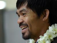 Сенатор Пакьяо хочет вернуться на ринг ради боя-реванша