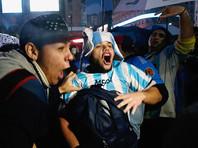 В Буэнос-Айресе сотни фанатов вышли на улицы с призывом к Месси не уходить из сборной