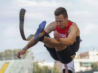 """IAAF не допустила прыгуна-ампутанта до Олимпиады из-за """"сомнительного"""" протеза"""