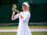 Анастасия Потапова выиграла юниорский Уимблдонский турнир